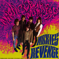 MIRACLE WORKERS -Moxie's Revenge (unrel garage masterpieces) COLOR VINYL gatefold LP