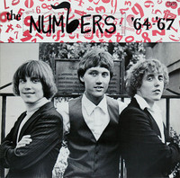NUMBERS   - Anthology '64-'67   VERY RARE VOXX RELEASE -   LP