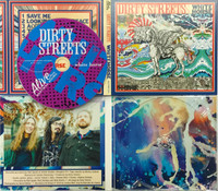 DIRTY STREETS  - White Horse  (Radio Moscow tourmates)- DIGIPACK  CD