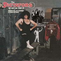 "DICTATORS -Next Big Thing 10"" LP"