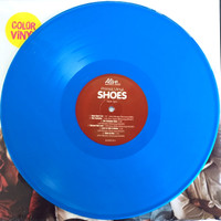 SHOES - Primal Vinyl- POWERPOP LEGENDS! LAST COPIES COBALT BLUE VINYL