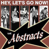ABSTRACTS -Hey Let's Go Now (60s Brit invasion) SALE! LP