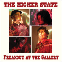 HIGHER STATE -Freakout At the Gallery  (garage psych) DIGIPACK SALE  CD