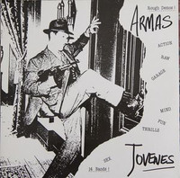 ARMAS JOVENES  - V/A  (14 bands, rare Spanish garage)LAST COPIES   COMP LP