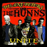 HUNNS, DUANE PETERS  and The  -Unite  -Autographed !  LP