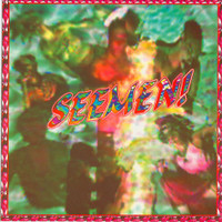 SEEMEN - ST  (Psychik TV  style  rare BOMP release  LAST COPIES ) CD