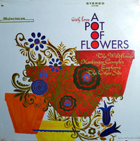 WITH LOVE A POT OF FLOWERS (60S PSYCH 180 gram) VA  COMP LP