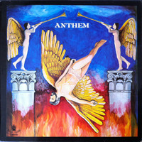 ANTHEM -WAREHOUSE FIND! Hippie psych-ORIG 70'S PRESSING   LP