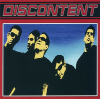 DISCONTENT - ST ( 70s-style rock'n'roll and contemporary skate punk) LP