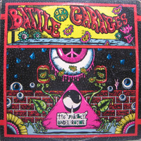 BATTLE OF THE GARAGES Vol 3: The Paisley Underground - 4 copies only!   COMP LP