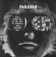 WHITE LIGHT  - Parable (RARE high-powered bluesy garage/psych 74) LP