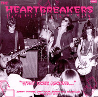 HEARTBREAKERS - What Goes ARound- LAST COPIES!  LP