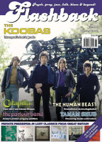 FLASHBACK MAGAZINE UK -#8 KOOBAS -BOOKS & MAGS