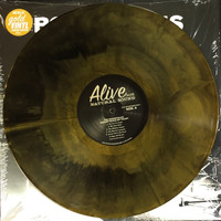 BONNEVILLES  - Arrow Pierce My Heart- PLUS BONUS POSTER AND FREE PROMO CD! -LTD ED OF 200 GOLD SPLATTER VINYL (Great garage punk blues ala Left Lane Cruiser,Black Keys, James Leg )180 GRAM LP