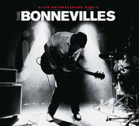 BONNEVILLES -Arrow Pierce My Heart (Great garage punk blues. If you like  the style of Left Lane Cruiser , Black Keys, James Leg, you need this!)  W BONUS TRACK CD