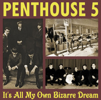 "PENTHOUSE 5 - IT'S ALL MY OWN BIZARRE DREAM + 7""(mid sixties rare garage) LP"