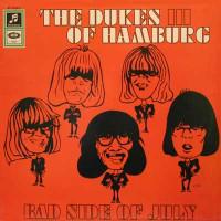 DUKES OF HAMBURG - Bad Side of July ( all-star Garage rock/R&B ) LP