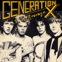GENERATION X  -Sweet Revenge- (1979 recordings)LP