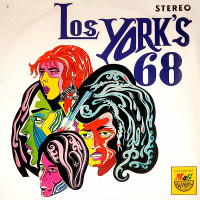 LOS YORKS -68 (great Peruvian garage) CD