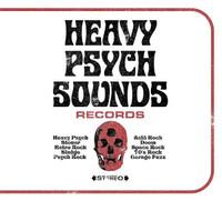 Heavy Psych Sounds Sampler  - VA  COMP CD