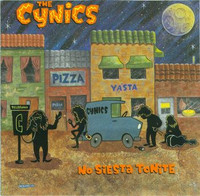 CYNICS  - No Siesta Tonight LIVE IN MADRID  (60s style garage ) CD