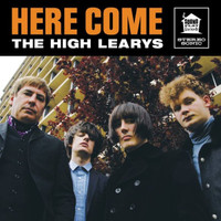 HIGH LEARYS - HERE COME (60s style Aussie Power Pop)  CD