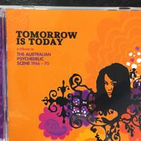 TOMORROW IS TODAY - The Australian Psych Scene 66-70-  VA DOUBLE CD