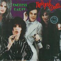 NEW YORK DOLLS- ENDLESS PARTY(73-74)180 gram LP