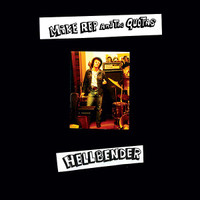 REP, MIKE AND THE QUOTAS -Hellbender 1975-78 (rare Velvets/Elevators style)  LP