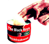 BLACK KEYS  - Thickfreakness  -Digipack CD