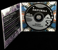 DATURA4  -HAIRY MOUNTAIN (GREAT 70S STYLE PSYCH!) W BONUS TRACKS DIGIPACK CD