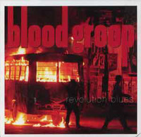 BLOOD GROOP  - Revolution Blues (LIME SPIDERS frontman- garage pop) CD