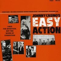 CASINO, JOHNNY'S EASY ACTION  -I PAID FOR Affection(Aussie rock and roll)CD
