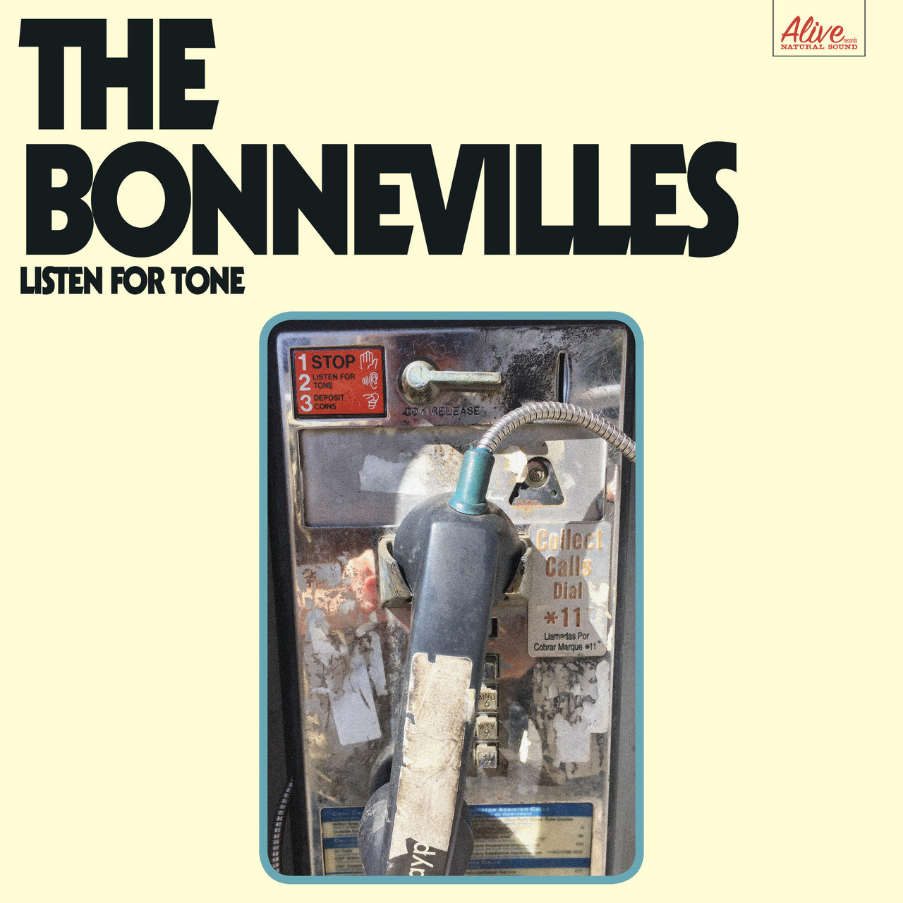 Bonnevilles Listen For Tone Left Lane Cruiser Early