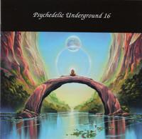 PSYCHEDELIC UNDERGROUND  - VOL 16 (70s psych prog) COMP CD