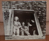 BURNT SUITE   -ST- (1972 hippie psych stoner rock) W INSERT LP