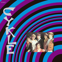CYKLE -ST (top notch US garage psych 69 w liners) LP