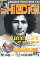 SHINDIG!  -#61 TIM BUCKLEY  COVER  BOOKS & MAGS