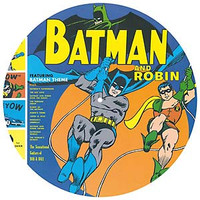 SUN RA & THE BLUES PROJECT -1966 Batman And Robin PIC. DISC LP