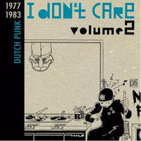 I DON'T CARE -VOL. 2: DUTCH PUNK 1977-1983 -TURQUOISE DBL LP -VA