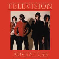 TELEVISION  -ADVENTURE (1978) GOLD VINYL  LP