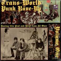 TRANS-WORLD PUNK RAVE UP!  - Vol. 1- 8-cut blaster is fulla wailin' 60s Euro beat/R&B howl! COMP LP