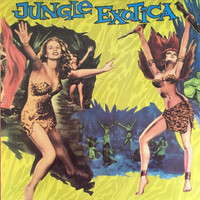 JUNGLE EXOTICA   -Vol 1 (60s crazed, obscure, one-shot Rock ´n´Roll )  COMP CD