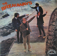 BREAKAWAYS (NEW ZEALAND) -  All For One (Wild, mid-60s, Pretty Things-esque)   LP
