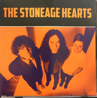 STONEAGE HEARTS   -TURN ON WITH-(ALTERNATE ORANGE COVER)  CD