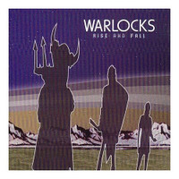 WARLOCKS  -Rise and Fall (2001 Spacemen 3, Elevators style) LAST COPIES! CD
