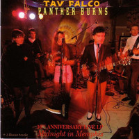 FALCO, TAV & THE PANTHER BURNS- 10TH ANNIVERSARY MIDNIGHT IN MEMPHIS -  CD
