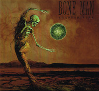 BONE MAN  - SHAPESHIFTER (psych) CD