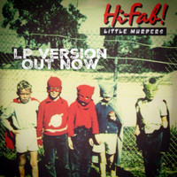 LITTLE MURDERS - Hi Fab (Aussie Power Pop) LP