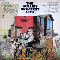 HOLLIES   - GREATEST HITS - CD